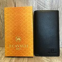 Мужской кожаный кошелёк портмоне Berto Cavalli , фото 1
