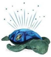 Проектор звездного неба Черепаха, детский ночник с мелодиями в виде мягкой игручки