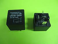 Реле автомобильное LR4140-12VDC 20A/30A 14V