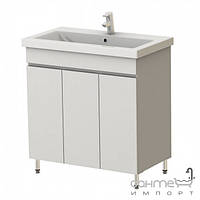 Мебель для ванных комнат и зеркала Ювента Тумба с умывальником Ювента Ariadna (Ариадна) Ар3-80