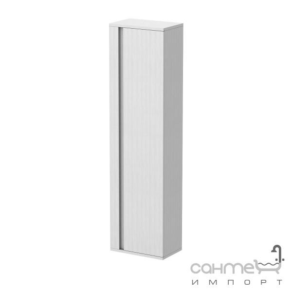 Мебель для ванных комнат и зеркала Ювента Пенал подвесной Ювента Ravenna RvP-170 premium white
