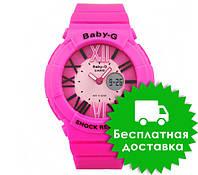 Спортивные часы Casio Baby-G BGA-160 Rose