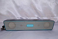 Колонка компьютерная USB M-028