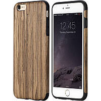 Деревянный чехол Rock для iphone 6 Plus/6s Plus
