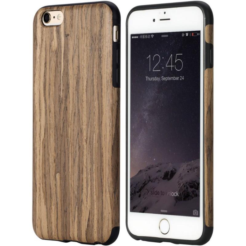 Чехол деревянный Rock для iphone 6/6s