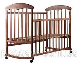 Кровать детская Наталка (ясень темный)