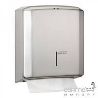 Аксессуары для ванной комнаты Mediclinics Диспенсер для бумажных полотенец Mediclinics DT2106C хром