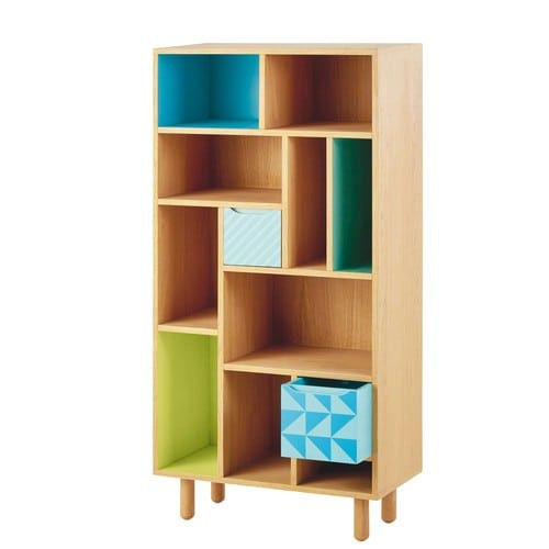 Книжные шкафы и этажерки