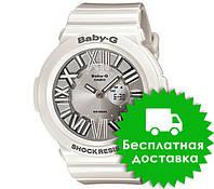 Спортивные часы Casio Baby-G BGA-160 White silver