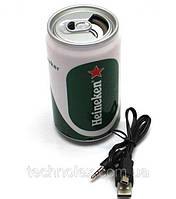 MP3 плеер в виде банки пива «Budweiser» спикер плеер