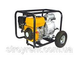 Мотопомпа для грязной воды Forte FPTW 30C- аренда, прокат