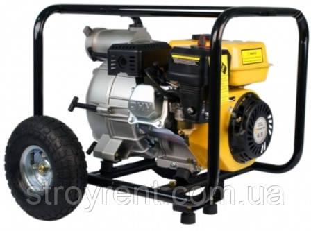 Мотопомпа для грязной воды Forte FPTW 30C- аренда, прокат, фото 2