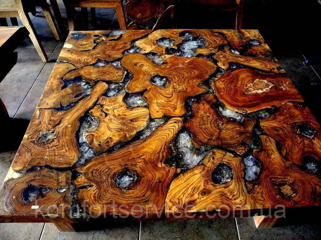 Элитный заливной стол №5