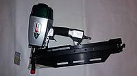 Степлер EZ- FASTEN SN-9021 для забивания гвоздей пневматический 90 mm полеты на пластике