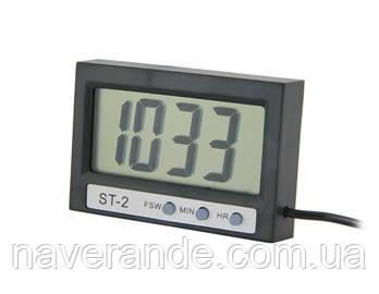 Термометр пивовара электронный ST-2 (с часами)