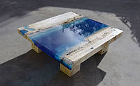 Элитный заливной стол №7
