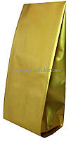 Пакет с центральным швом 100г ЗОЛОТОЙ 65х200 ф.20+20