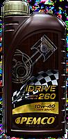 Полусинтетическое моторное масло Pemco iDrive260 SAE 10W-40 API SN/CF 1л