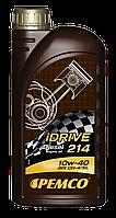 Полусинтетическое дизельное масло Pemco iDrive214 SAE 10W-40 API CH-4 1л