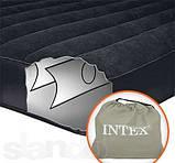 Надувне ліжко Intex 66770 (183х203х30 см), фото 3