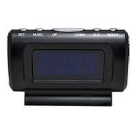 Автомобильные часы KS-782A-2 с термометром     . t-n