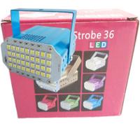 STROB 36*5050 WHITE LED