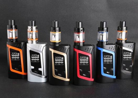 Электронная сигарета SMOK Alien Kit 220W