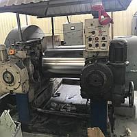 Вальцы подогревательные ПД 800, d валков 600/600 mm (для обработки и изготовления резиновых смесей)