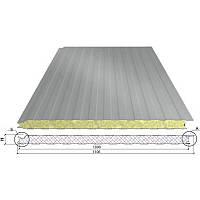 Сэндвич-панели ППС стеновые (Пенополистирол)  - 80 мм