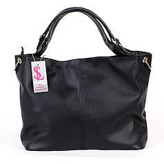 Большая женская сумка мешок