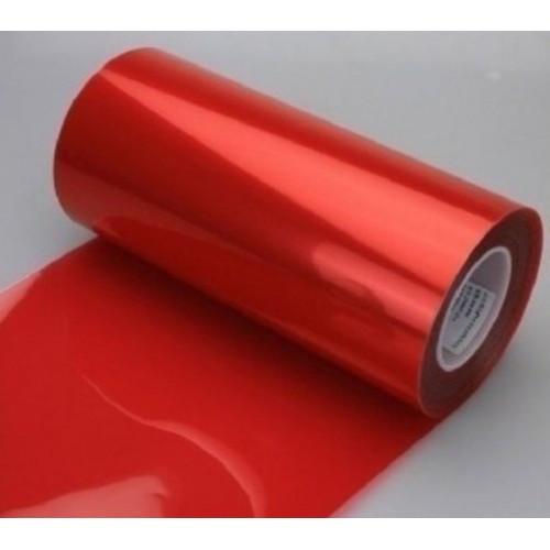 Плівка для тонування фар червона