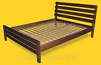 Кровать из натурального дерева Тис Домино 2