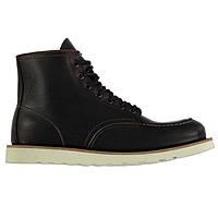 Полуботинки мужские Firetrap Dylon Boots коричневые