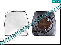 Вкладыш зеркала заднего вида левый без подогрева AL6401973 Citroen JUMPY 1995-2004, Citroen JUMPY II 2004-2006