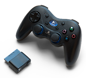 Геймпад PS2/PS1 Wireless Controller