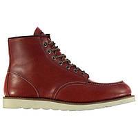 Полуботинки мужские Firetrap Firetrap Dylon Boots Ox-Blood