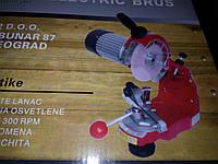 Станок для заточки цепей электрический 145 круг Saber