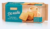 """Сахарное печенье """"К кофе"""" масло-ваниль, 185г"""