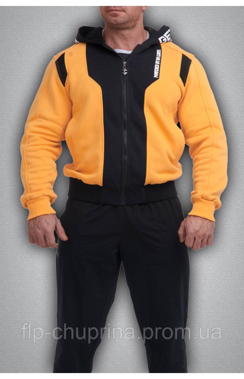 Чоловіча толстовка жовта