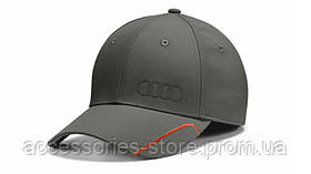 Бейсболка пилота Audi Unisex Baseball Cap Polygon, Quantum Grey