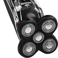 Электрическая бритва для мужчин Kemei 4D RSCX-5582 Strong Rotary Shaver (Кемей 5582)