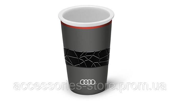 Фарфоровая кружка Audi Polygon Mug