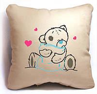 "Подарочная подушка ""Мишка Teddy"" 01"