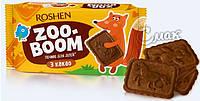 Сахарное печенье Zoo-boom c какао, для детей, 68 г