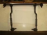 Трапеция рулевая с волгавскими шарнирами,масленкой Москвич 412-2140