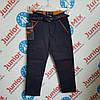 Школьные брюки синего цвета на мальчика  PERFECT