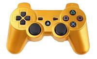 Джойстик PS3 беспроводной SIXAXIS Золото