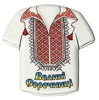"""Магнит - рубашка №1 """"Великі Сорочинці"""""""