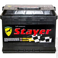 Автомобильный Аккумулятор Stayer А1 Euro Black 60Ач 12В (ISD-60-0B)