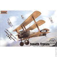 Модель Roden Sopwith Triplane (RN609)